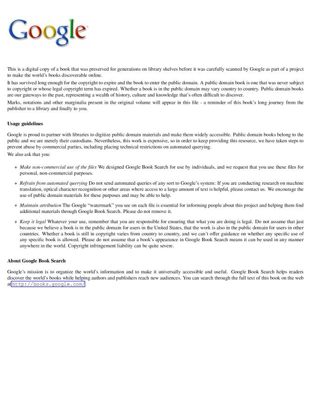 James Turle - Psalms and Hymns for Public Worship: With Appropriate Tunes. Treble Part