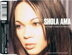 Shola Ama - You Might Need Somebody (Di Classic Radio Mix) [2012 Collection Remaster]