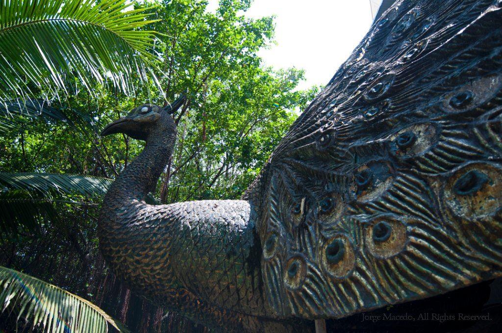 O templo do dragão