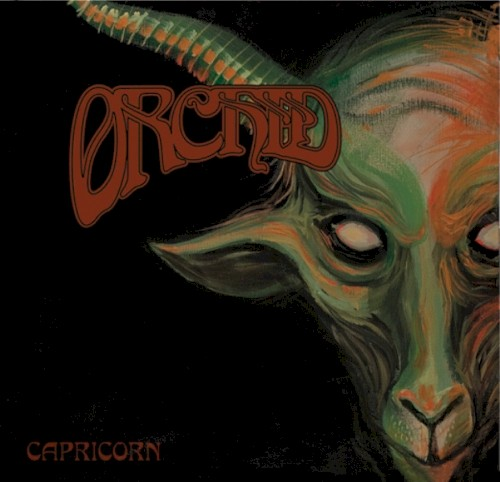 Album cover for Capricorn by Orchid.