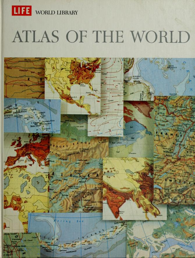 Atlas of the world by Rand McNally