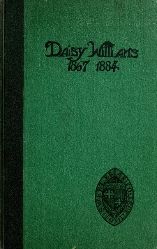 Daisy Williams by Daisy Williams