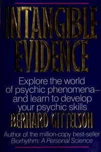 Cover of: Intangible evidence | Bernard Gittelson