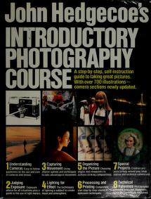 Cover of: John Hedgecoe's introductory photography course | John Hedgecoe