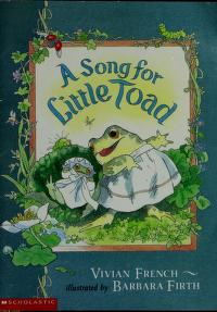 Cover of: A Song for Little Toad |