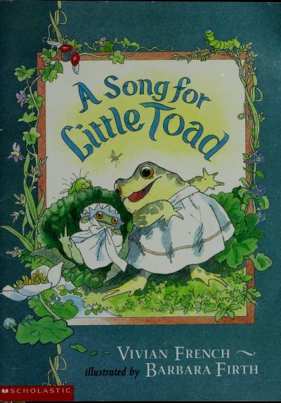 A Song for Little Toad by