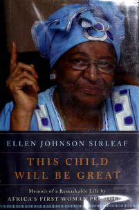 Cover of: This child will be great | Ellen Johnson-Sirleaf