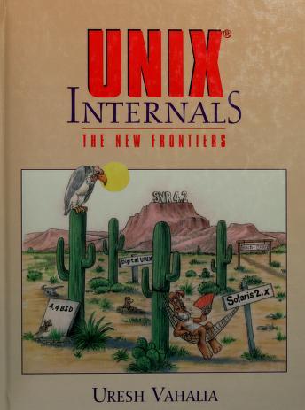 Cover of: UNIX internals | Uresh Vahalia